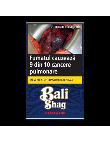 Tutun de Rulat, Tutun tigari Bali Halfzware Shag (40g) + Foite