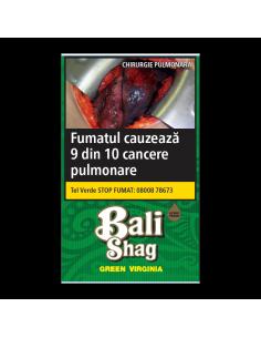 Tutun de Rulat, Tutun tigari Bali Green (Premium) Virginia