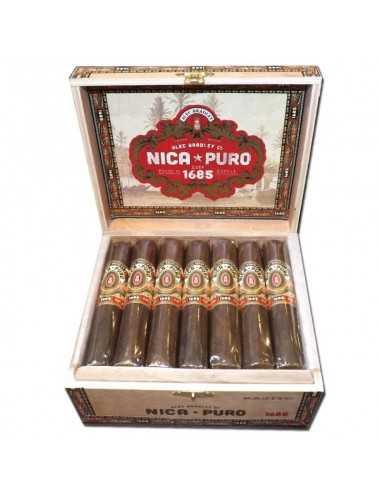 Alec Bradley Nica Puro Bajito Short Robusto 20 Alec Bradley Alec Bradley Cigar