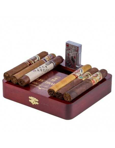 Alec Bradley Taste Of The World Special Sampler cu Bricheta Acasa Alec Bradley Cigar