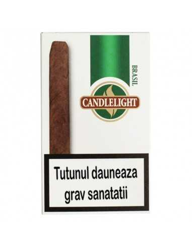 Candlelight Senoritas Brasil 10 Cigarillos Von Eicken