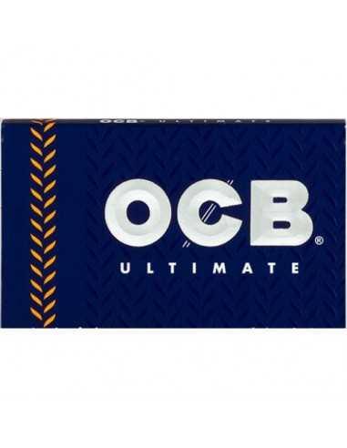 Foite Double Standard Ultimate OCB 70mm (50x2) Foite de Rulat OCB