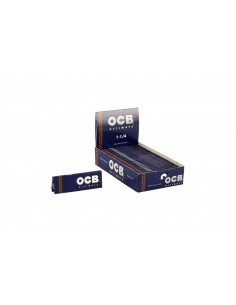 Foite 1.1/4 80 mm Ultimate Foite de Rulat OCB