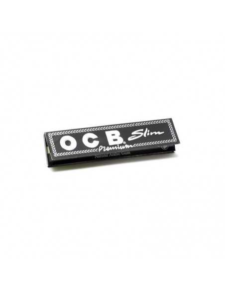 Foite Slim Black OCB 110mm Foite de Rulat OCB