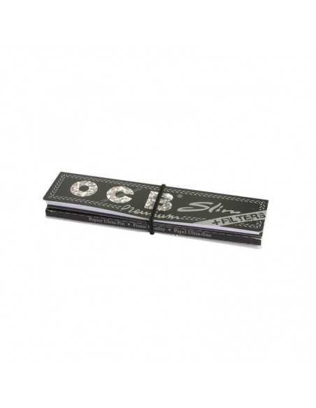 Foite Slim + Filtre OCB 110mm Foite de Rulat OCB