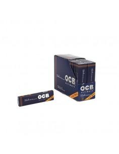 Foite Slim + Filtre Ultimate OCB 110mm Foite de Rulat OCB