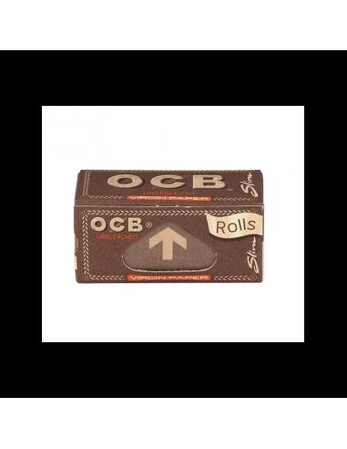 Foita Virgin Paper rola OCB 4m Foite de Rulat OCB