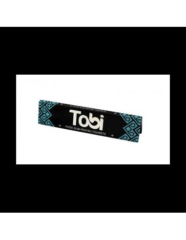Foite tigarete Tobi Slim 110mm Foite de Rulat Tobi