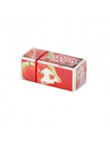 Foita rulat tigari rola 4m flavour Strawberry Rips Foite de Rulat Rips