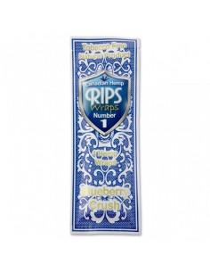 Wraps No.1 Blueberry Crush Rips Foite de Rulat Rips