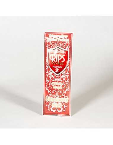 Wraps No.2 Strawberry Kiwi Rips Foite de Rulat Rips