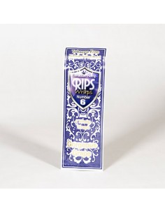 Wraps No.6 Gorgeous Grape Rips Foite de Rulat Rips
