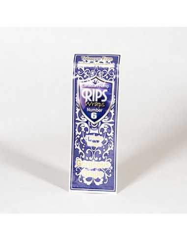 Wraps No.6 Gorgeous Grape Rips Foite de Rulat Rips