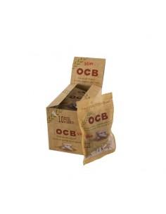 Filtre Slim 6mm biodegradabile 120 buc OCB Filtre Tigarete OCB