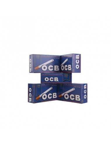 Tuburi cu filtru pentru tigarete 100 buc OCB Tuburi Tigarete OCB
