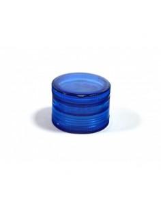 Grinder Dublu plastic Albastru Grinder