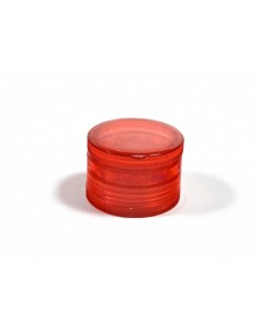 Grinder Dublu plastic Rosu Grinder