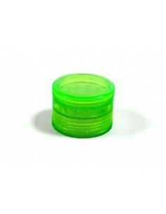 Grinder Dublu plastic Verde Grinder