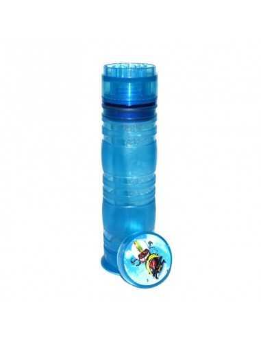 Mini Narghilea plastic cu grinder Toro Grinder