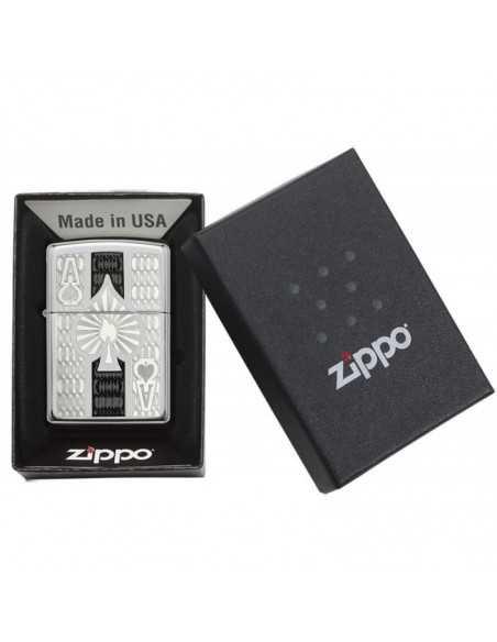 Brichete Zippo Ace Ingraved Brichete Zippo Zippo Manufacturing Company
