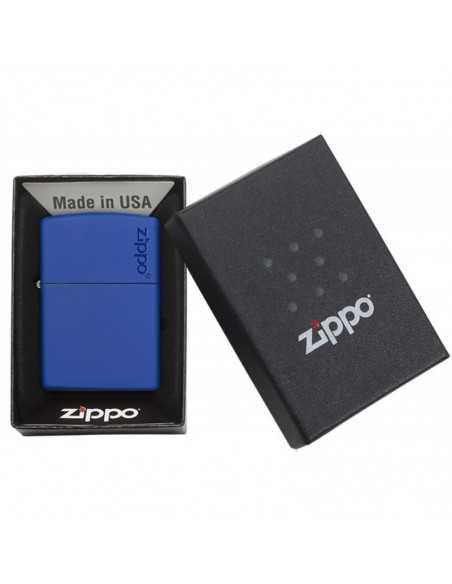 Zippo Royal Matte Logo Brichete Zippo Zippo Manufacturing Company