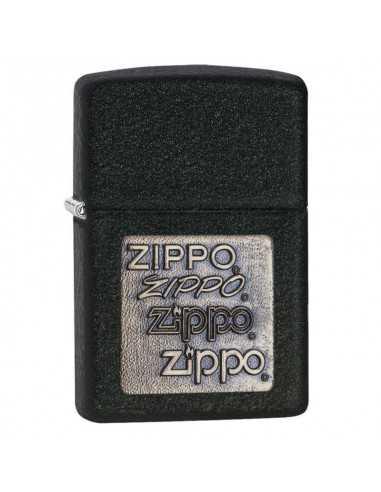 Zippo Black Crackle Gold BR Brichete Zippo Zippo Manufacturing Company