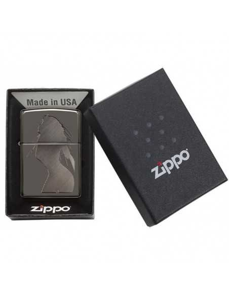 Zippo Seductive Silhouette Brichete Zippo Zippo Manufacturing Company