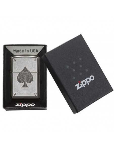 Zippo Ace Filigree Brichete Zippo Zippo Manufacturing Company