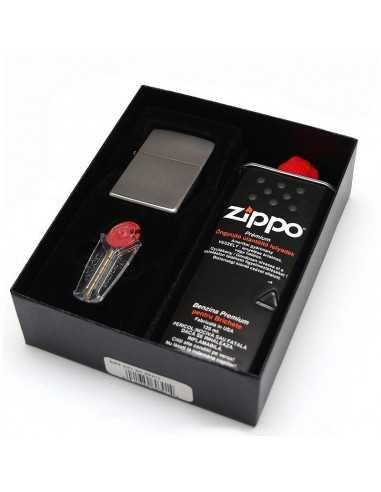 Set Cadou Zippo ( Bricheta + Benzina + Piatra ) Brichete Zippo Zippo Manufacturing Company