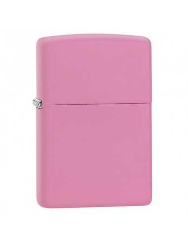 Zippo Pink Matte Brichete Zippo Zippo Manufacturing Company