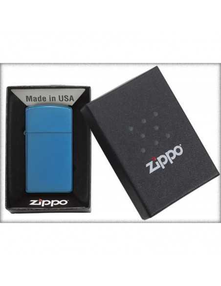 Zippo Sapphire Slim Brichete Zippo Zippo Manufacturing Company