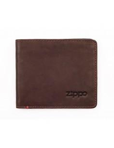 Portofel Zippo Slim Piele Maro Deschis Portofele Zippo Manufacturing Company