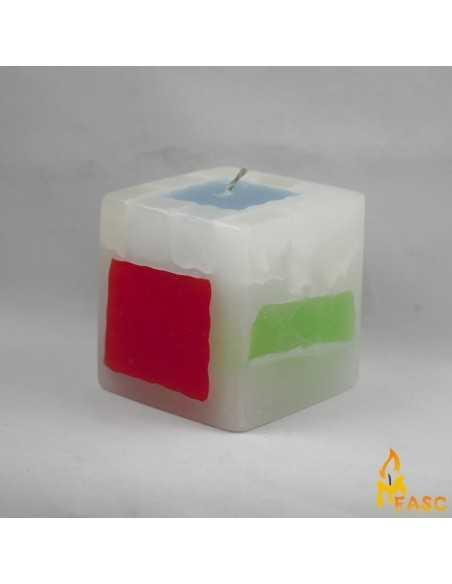 Lumanare Cubix Mic Lumanari Decorative FASC
