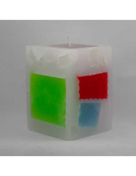 Lumanare Cubix Mare Lumanari Decorative FASC