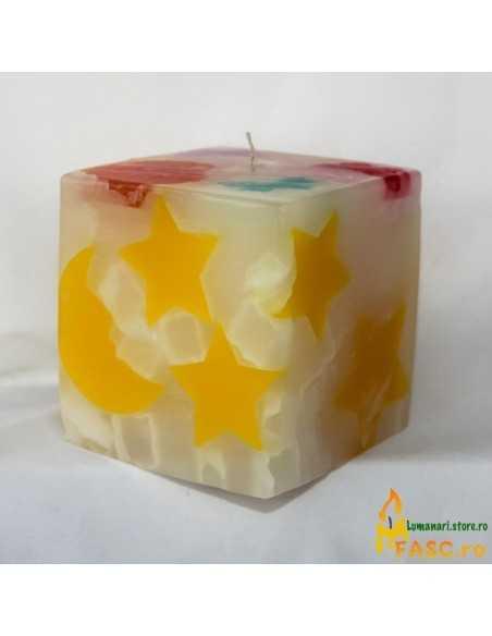 Lumanare Cub din Noapte Lumanari Decorative FASC