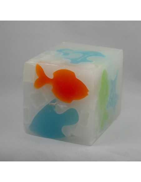 Lumanare Cub din Mare Lumanari Decorative FASC