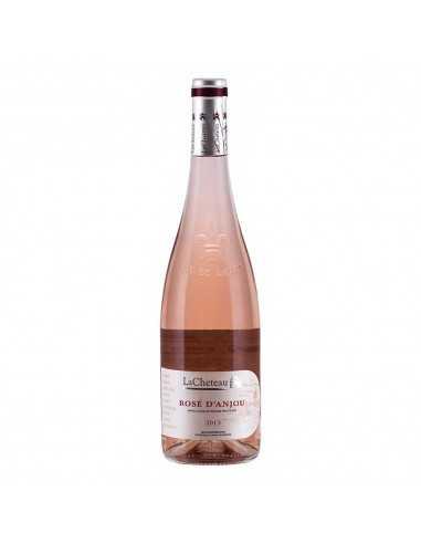 Vin Franta, LaCheteau Rose D'Anjou 75 cl