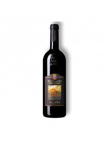 Vin Italia, POGGIO ALL'ORO Brunello di Montalcino DOCG RISERVA