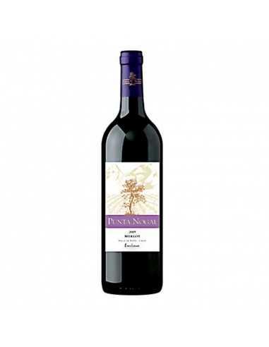Vin Chile, Punta Nogal Merlot red
