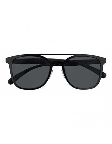 Ochelari de Soare, Zippo Smoke Classic Sunglasses with Brow Bar