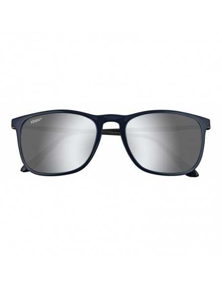 Ochelari de Soare, Grey Full Frame Sunglasses