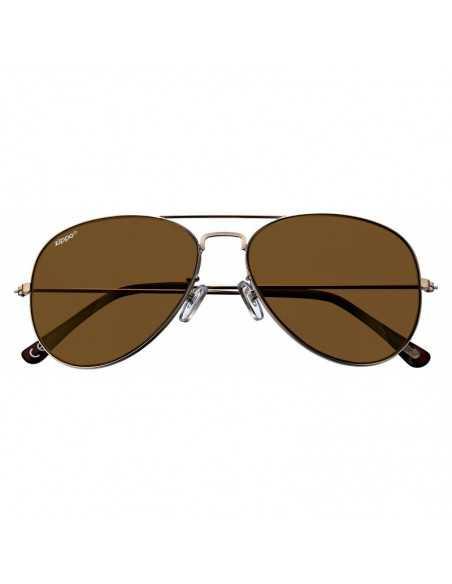 Ochelari de Soare, Zippo Brown Revo Pilot Sunglasses