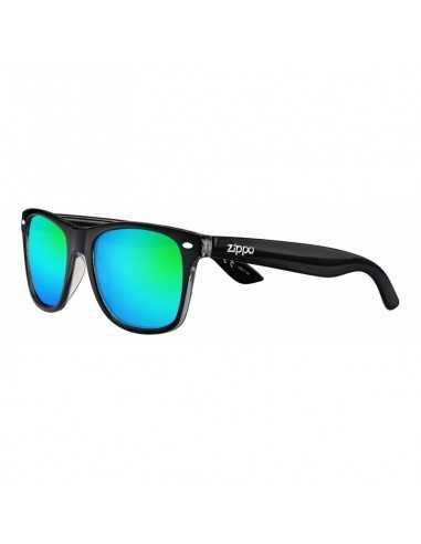 Ochelari de Soare, Zippo Green Multicoated Classic Sunglasses