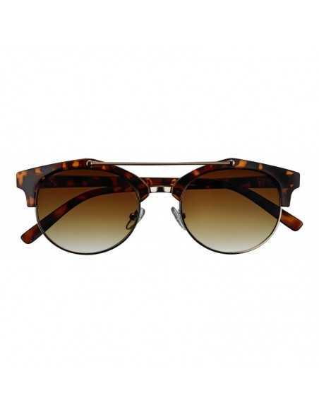 Ochelari de Soare, Zippo Brown Sunglasses with Brow Bar