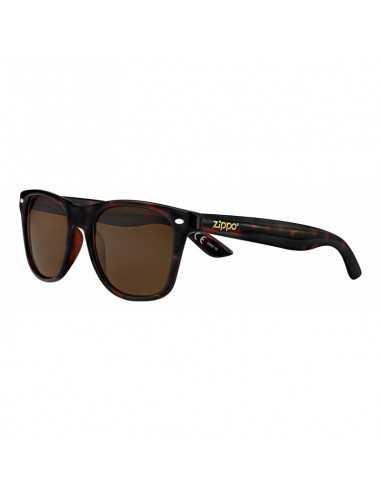 Ochelari de Soare, Zippo Brown Mirror Classic Sunglasses