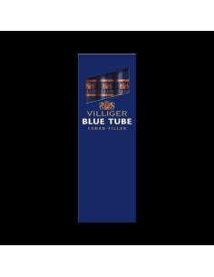 Villiger Blue Tube Cuban 3 Tigari de Foi Villiger