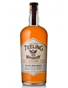 Whisky Irlandez, TEELING Whiskey Single Grain 46%
