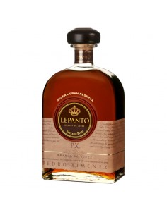 Brandy, GONZALES BYASS - Brandy LEPANTO PX Gran Reserva 36%