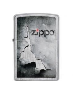 Zippo Peeled Metal Brichete Zippo Zippo Manufacturing Company