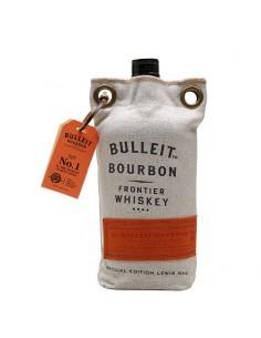 Whisky America, Bulleit Bourbon + Lewis Bag + Gb 45% 0.7l